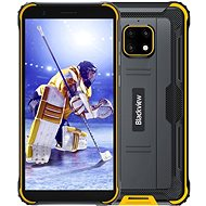 Blackview GBV4900 Pro sárga - Mobiltelefon