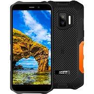 iGET WP12 Pro narancssárga - Mobiltelefon