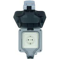 Immax NEO LITE Smart Kültéri konnektor IP66, WiFi - Okos dugalj