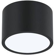 Immax NEO RONDATE Smart mennyezeti lámpa 15cm 12W fekete Zigbee 3.0 - LED lámpa