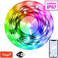 LED szalag Immax NEO LITE intelligens szalag LED 5 m, RGB, CCT, színes, szabályozható, wifi IP67, kültéri
