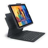 """ZAGG Pro Keys Billentyűzet Apple iPad 10,2"""" tablethez - fekete - cseh - Billentyűzet"""