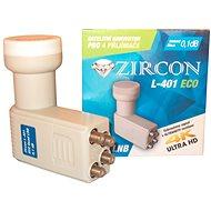 Zircon Quad L - 401 ECO - Konvektor