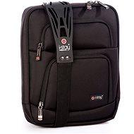 i-Stay Fortis iPad / Tablet Bag Black - Tablet táska