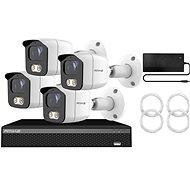 AMIKO KIT CCTV 4240 POE + 4 kamera - Kamerarendszer