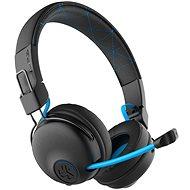 JLAB Play Gaming Wireless Headset Black/Blue - Gamer fejhallgató