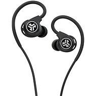 JLAB Fit Sport 3 Wired Fitness Earbuds Black - Fej-/fülhallgató