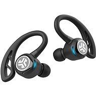 JLAB Epic Air Sport True Wireless Earbuds Black fekete színű - Vezeték nélküli fül-/fejhallgató