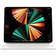 "Billentyűzet Apple Magic Keyboard iPad Pro 12.9"" 2021 fehér - International English"