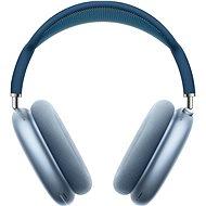 Vezeték nélküli fül-/fejhallgató Apple AirPods Max Azure