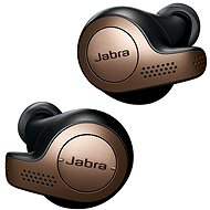 Jabra Elite 65t réz-fekete - Vezeték nélküli fül-/fejhallgató