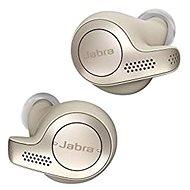 Jabra Elite 65t bézs-arany - Vezeték nélküli fül-/fejhallgató