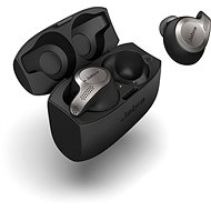 Jabra Evolve 65t, titánfekete, MS (USB dongle) - Vezeték nélküli fül-/fejhallgató