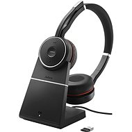 Jabra Evolve 75 MS Stereo Stand - Fejhallgató