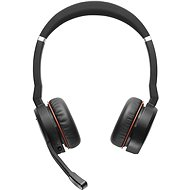 Jabra Evolve 75 MS Stereo - Fej-/fülhallgató