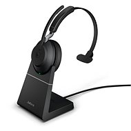 Jabra Evolve2 65 MS Mono USB-A Stand Black
