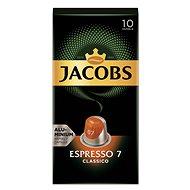 Jacobs Espresso Classico-val 10db - Kávékapszulák