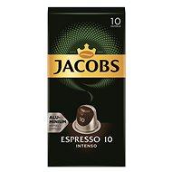 Jacobs Espresso Intenso 10db - Kávékapszulák
