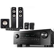 DENON AVR-S960H fekete + Polk Audio S55e + S35Ce + S15e + HTS 12 - Szett