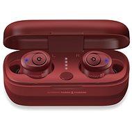 CONNECT IT True Wireless HYPER-BASS Ed. 2, piros - Mikrofonos fej-/fülhallgató