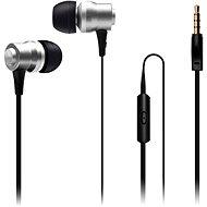 EP-222-BK ezüst - Fej-/Fülhallgató