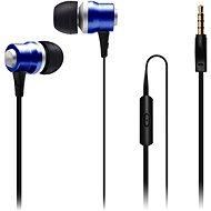 EP-222-BK kék - Fej-/Fülhallgató