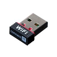 CONNECT IT CI-232 Mini WiFi adapter 150MB/s - WiFi USB adapter