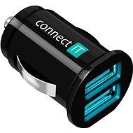 CONNECT IT InCarz Charger Mini - Autós töltő - Autós töltő