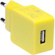 Colorz CONNECT IT CI-599 Töltő sárga - Töltő