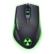 CONNECT IT BATTLE RNBW Mouse - Gamer egér