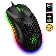 CONNECT IT BATTLE AIR Pro gaming mouse, fekete - Gamer egér