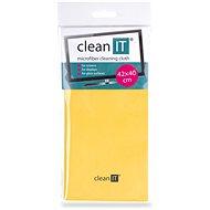 CLEAN IT CL-702 sárga - Tisztítókendő