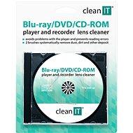 CLEAN IT Brushes - CD / DVD tisztító - Tisztítószer
