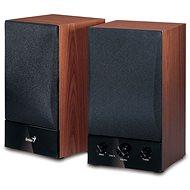 Genius SP-HF1250B Ver. II, fa szín - Hangszóró