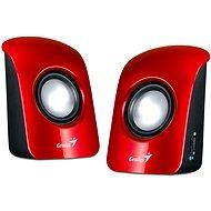Genius SP-U115 piros - Hangfal