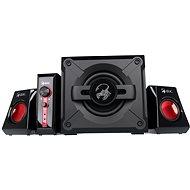Genius GX Gaming SW-G2.1 1250 fekete - Hangszóró