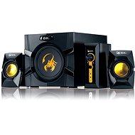 Genius GX Gaming SW-G2.1 3000 fekete - Hangszóró