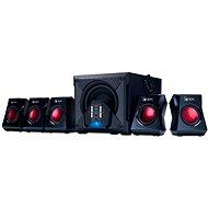 Genius GX Gaming SW-G5.1 3500 fekete - Hangszóró