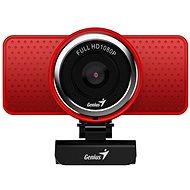 GENIUS ECam 8000 piros - Webkamera