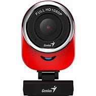 GENIUS QCam 6000 piros - Webkamera