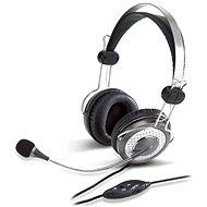 Genius HS-04SU - Fej-/fülhallgató