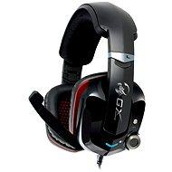 Genius GX Gaming CAVIMANUS HS-G700V - Mikrofonos fej-/fülhallgató