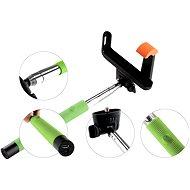 Gogen BT Selfie 2 teleszkópos szelfibot zöld - Szelfibot