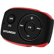 Hyundai MP 312 8GB fekete-piros - Mp3 lejátszó