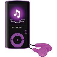 Hyundai MPC 883 FM 16 GB lila - Mp4 lejátszó