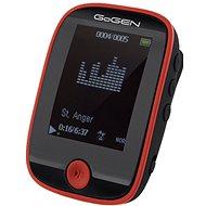 Gogen MXM 421 GB4 BT BR fekete-piros - Mp4 lejátszó