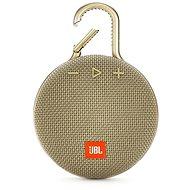 JBL Clip 3 homokszín