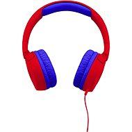 JBL JR300 piros - Fej-/Fülhallgató