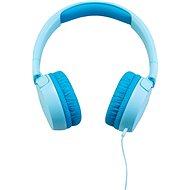 JBL JR300 kék - Fej-/Fülhallgató