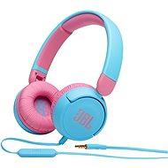 JBL JR310 kék - Fej-/fülhallgató